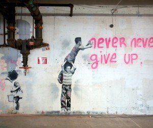 art, graffiti, and quote image