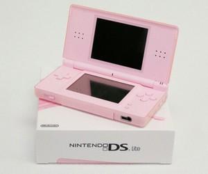 pink, nintendo, and game image