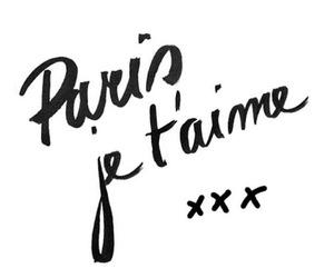 love, france, and paris image