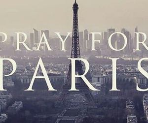 for, parís, and pray image