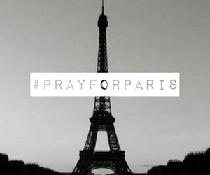 paris and pray for paris image