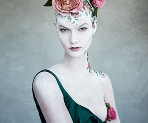 classy, fashion, and flowers image