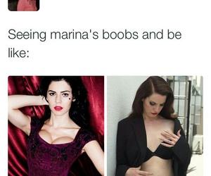 bra, dark hair, and funny image
