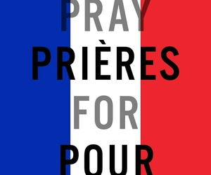 pray and pray+for+france image