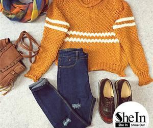 fashion, jeans, and fashionist image