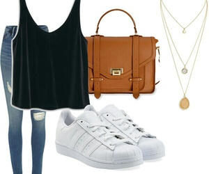 outfits, Polyvore, and fashion image