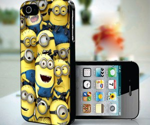 case, me, and minion image