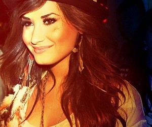 awesome, beautiful, and demi image