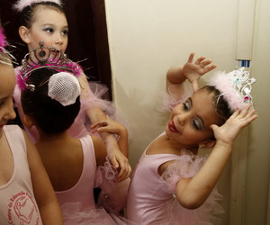 ballet, dance, and kid image