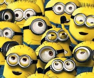 minions and wallpaper image