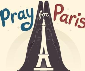 pray and paris image