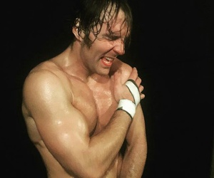 wwe, jon moxley, and dean ambrose image