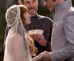 finnick, finnick odair, and wedding image