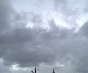clouds, cloudy, and dark image