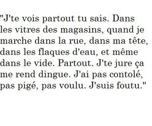 francais, quotes, and citation image