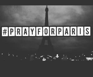 prayforparis and paris image