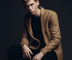 fashion, guy, and handsome image