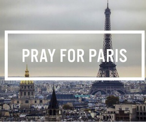 paris, pray, and sad image