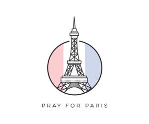 france, paris, and pray image