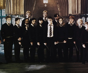 harry potter, dumbledore's army, and hp image