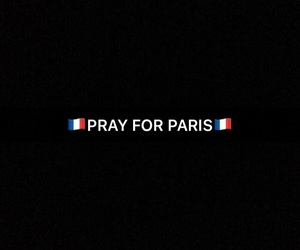 city, frankreich, and pray for paris image