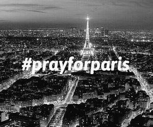 pray for paris, prayforparis, and paris image