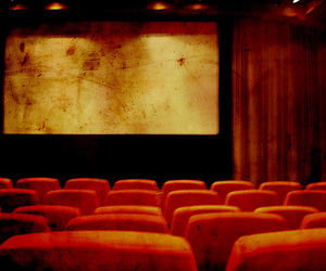 cinema, death, and old image