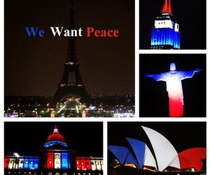 paris, peace, and world image