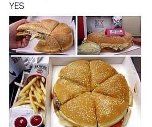 pizza, food, and burger image
