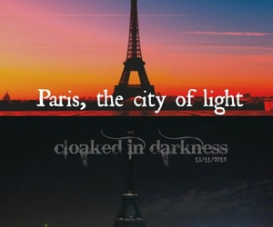 pray for paris, prayforparis, and paris image
