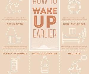 motivation, wake up, and fitness image