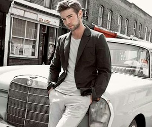 gossip girl and Chace Crawford image