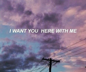 quotes, sky, and grunge image