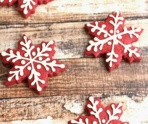 christmas and cookie image
