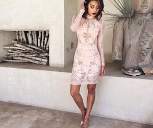 dress, body, and fashion image