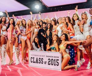 Victoria's Secret, model, and selena gomez image