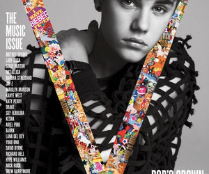 justin bieber, sexy, and v magazine image
