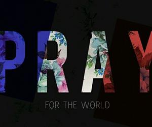 Beirut, world, and pray for paris image