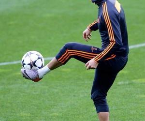 football and real madrid image