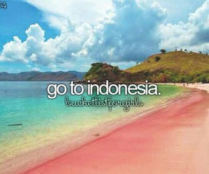 Dream, indonesia, and places image