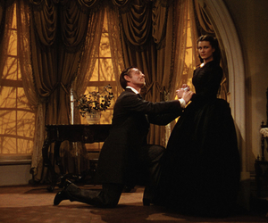 Scarlett O'Hara, vivien leigh, and Gone with the Wind image