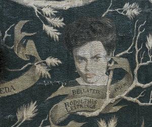 harry potter, lestrange, and bellatrix image