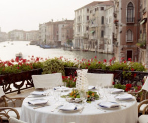 beautiful, table, and view image