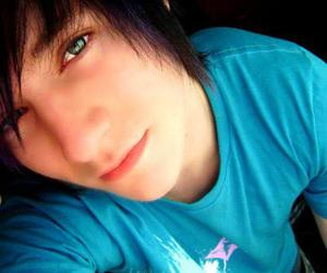 boy, emo, and cute image