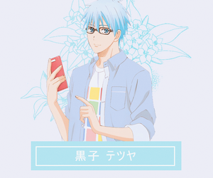 anime, blue, and manga image
