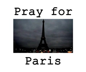 for, francia, and pray image