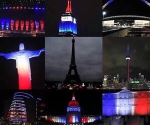 paris, prayforparis, and france image