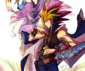 anime and yugioh image