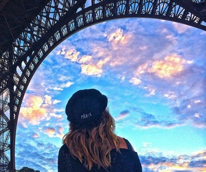 airplane, chanel, and france image
