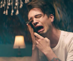brendon urie, P!ATD, and panic at the disco image